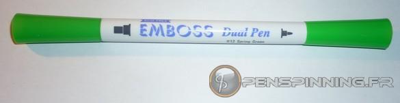 Caps du Emboss Mod